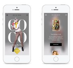 Dwnld - Stunning Native Mobile App | Abduzeedo Design Inspiration
