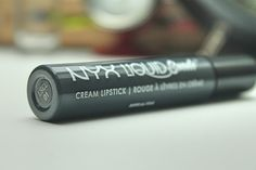 Review: Nyx Liquid Suede in 01Stone Fox