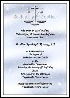 149 best law school legal graduation announcements images on