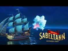 KAPTEIN SABELTANN OG DEN MAGISKE DIAMANT💎🏴☠️ - YouTube Sailing Ships, Movies And Tv Shows, Boat, Film, Movie Posters, Instagram, Youtube, Watch Movies Online Streaming, Animation Movies