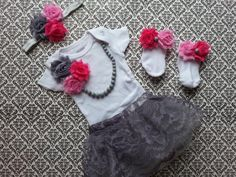 This outfit will be ready to ship within 3-5 days. Bring your baby home in this beautiful, unique handmade, hand-sewn complete newborn outfit.