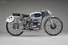 1936 FB Mondial Bialbero Grand Prix | Fratelli Boselli
