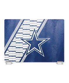 Dallas Cowboys Tempered Glass Cutting Board