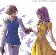 Final Fantasy 5 / Bartz and Faris