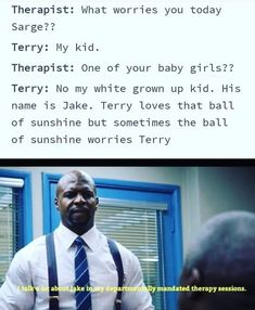 I hope it's an actual quote Brooklyn 9, Brooklyn Nine Nine Funny, Funny Quotes, Funny Memes, Hilarious, Jokes, Stupid Funny, Hunger Games, Tv Shows Funny