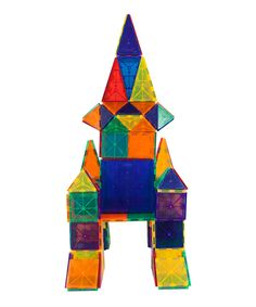 Look at this Picasso Tiles 100-Piece Tile Building Set on #zulily today!
