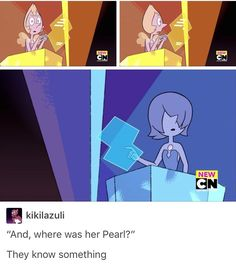 Las perlas saben algo!!