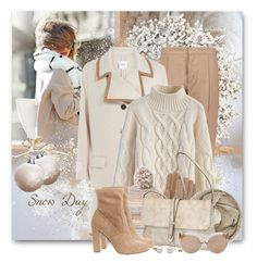 """Winter White & Camel"" by brendariley-1 ❤ liked on Polyvore featuring Marni, Agnona, Chicwish, Portolano, Steve Madden, John Lewis, Nino Bossi Handbags, Linda Farrow, Winter and camel"