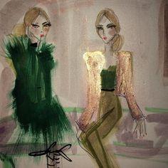 Glorious Green | ZsaZsa Bellagio - Like No Other