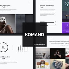 Komand Keynote Template. Download here: http://graphicriver.net/item/komand-keynote-template/16286376?ref=ksioks