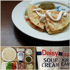 Daisy Squeeze Sour Cream #BzzAgent Reviews #DaisySourCream #GotItFree #DollopOfDaisy #BzzCampaign