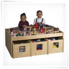 ECR4KIDS See & Store Activity Table