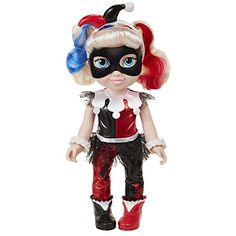 DC Super Hero Girls 14 Inch Harley Quinn Toddler Action Figure Doll for sale online Toddler Dolls, Toddler Girl, Candy Theme Birthday Party, Disney Couture Jewelry, Kylie, Harley Quinn Drawing, Kids Toys For Boys, American Girl Accessories, Baby Girl Toys