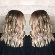 As promised.. The Toner I formulated for this gorgeous Nude Beige Tone.. After lifting the hair to a pale yellow, at the shampoo bowl I combined a mixture of equal parts @redken5thave Shades EQ 09N + 09V.. Apply all over and Leave on for roughly 5-10 mins. . . . Tag a friend if you would like for me to post more Formulas!!
