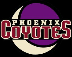 Phoenix Coyotes Alternate Logo on Chris Creamer's Sports Logos Page - SportsLogos. A virtual museum of sports logos, uniforms and historical items. Hockey Logos, Nhl Logos, Hockey Goalie, Hockey Teams, Hockey Stuff, Sports Logos, Sports Teams, Coyotes Hockey, Phoenix Coyotes