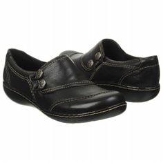 Clarks Ashland Alpine Shoes (Black) - Women's Shoes - 8.0 M