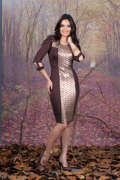 vestido-neprene-marrom-bela-loba-moda-evangelica