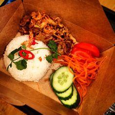 #BBQpork with #rice @anjoykitchen #london #uk  #food #gourmet #foodie #foodporn #foodstagram #foodiegram #foodphotography #foodgasm #instafood #foodlove   #shot with #Apple #iPhone6   #nofilter