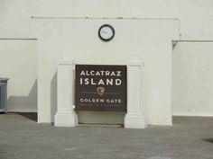 Alcatraz Island Federal Prison.