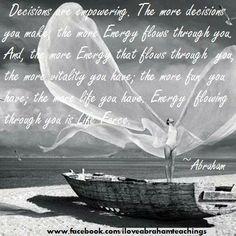 Don't regret that decision!