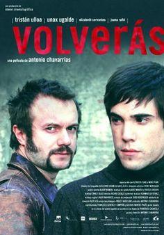 """Volverás (DVD ESP CHA), basada en la novel·la """"Un enano español se suicida en Las Vegas"""", de Francisco Casavella."""