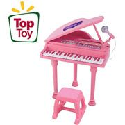 Little Virtuoso Dance Hall Piano, Pink
