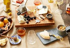 Everything but the Bottle: Host a Wine & Cheese Party