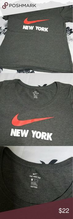 new arrival 7524c 6f4e3 Gray Nike Tee Worn twice. Still in PERFECT condition. Material is super  soft.
