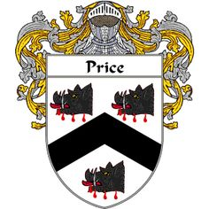 Price Coat of Arms Wales namegameshop.com has a wide variety of products with your surname with your coat of arms/family crest, flags and national symbols from England, Ireland, Scotland and Wale