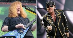 Megadeth Joining Scorpions for North American Fall Tour #headphones #music #headphones