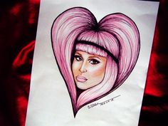 you Nicki 💜 💜 💜 You inspired the whole world (Y) Fashion Illustrations, Famous People, Perfume, Inspired, Twitter, Makeup, Inspiration, Art, Make Up