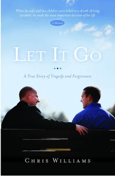 Let It Go by Chris Williams $15.95