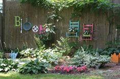 20 idee fai da te per il giardino [FOTO]