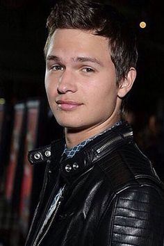 Ansel Elgort just scored a crazy new gig