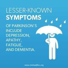 Click through to learn more about Parkinson's disease from The Michael J. Fox Foundation for Parkinson's Research.