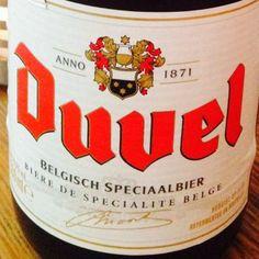 Duvel - Belgisch Speciaalbier