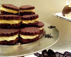 Whoopie Pies mit Mascarpone-Sahne-Füllung (von der Tassenkuchen - Bäckerei)