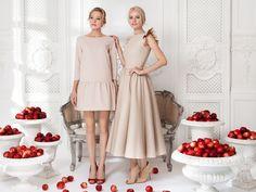 Pre Fall Collection 15 — Yulia Prokhorova. Beloe Zoloto