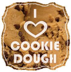 Köstliche Desserts, Healthy Dessert Recipes, Healthy Treats, Delicious Desserts, Protein Recipes, Healthy Foods, Healthy Eating, Protein Cookie Dough, Cookie Dough Truffles