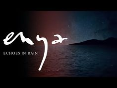 Enya - Echoes In Rain - YouTube Enya The Celts, 1970 Songs, Music Link, Celtic Music, Take My Breath, Dark Skies, Relaxing Music, My Favorite Music, New Age