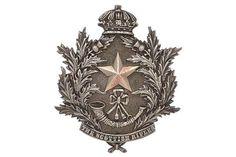Badge. The Cameronians (Scottish Rifles) Victorian Officer's 1895 Birmingham hallmarked silver p