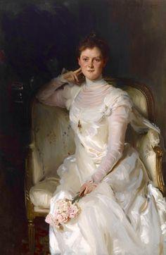 File:John Singer Sargent - Mrs. Joshua Montgomery Sears (Sarah Choate Sears)