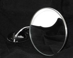 Jass Performance Vintage Style Side Mirrors (set of 2) | Mazda Miata MX-5 Parts & Accessories | TopMiata.com