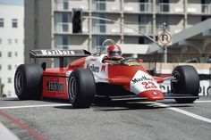 1982 GP USA (Long Beach) Alfa Romeo 182 (Bruno Giacomelli)