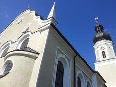 Parish church in Kirchham (Lower Bavaria)