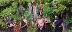 #TamakiVillage #Rotorua #NewZealand #greeting #Maori #culture