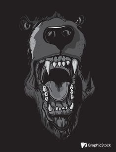Check out this #blackbear vector design. You can download it by clicking.