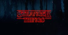 Create and share your own Stranger Things inspired logo. From the dungeon delvers at Nelson Cash.