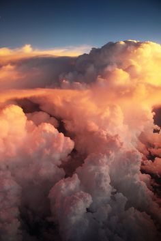 Over The Clouds Wallpaper Other Nature Wallpapers) – Art Wallpapers Pink Clouds, Sky And Clouds, Colorful Clouds, Pink Sky, Storm Clouds, Pink Yellow, Beautiful Sky, Beautiful World, Cute Wallpapers