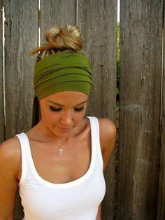 How to wear a scarf in your hair head wraps turbans 22 ideas How To Wear Headbands, How To Wear Scarves, Headband Hairstyles, Head Wraps, Your Hair, Natural Hair Styles, Beauty Hacks, Hair Makeup, Hair Beauty